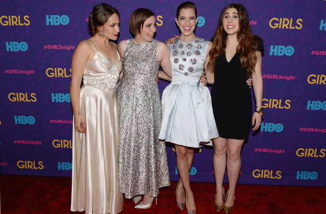 """Girls"" Season Three Premiere - Arrivals"